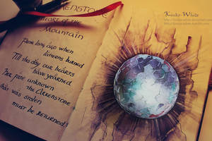 Arkenstone by Kinko-White