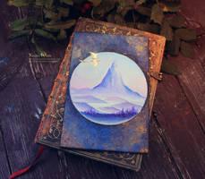 Misty mountains cold by Kinko-White