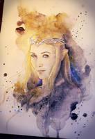 Lady of Light by Kinko-White