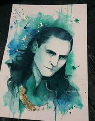 Prince of Asgard by Kinko-White