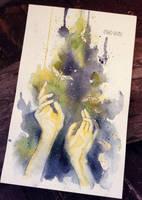 Into the Light by Kinko-White
