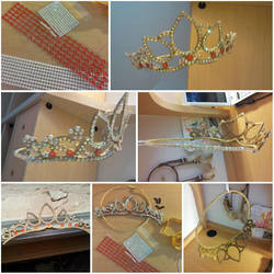 Rapunzel Crown Process by mae0796