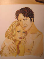 Sookie and Bill by Lisa99