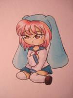 Keiko-Original Character by Lisa99