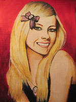 Avril Lavigne by Lisa99