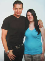 Me and James marsters by Lisa99