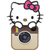 Hellokitty-instagram by Lisa99