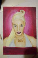 Gwen Stanfani by Lisa99