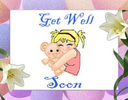 Get Well Soon by Lisa99