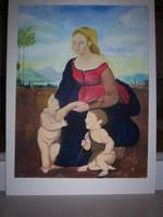 La Belle Jardiniere by Lisa99