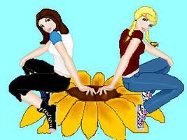Friends by Lisa99