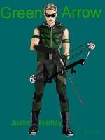 Smallville's Green Arrow by Lisa99