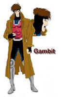Gambit by Lisa99