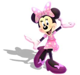 +3D Model Download+ Minnie Mouse by JCThornton