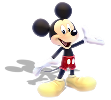 +3D Model Download+ Mickey Mouse by JCThornton
