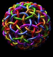 Weave - 'Candy' Chrome by TaffGoch