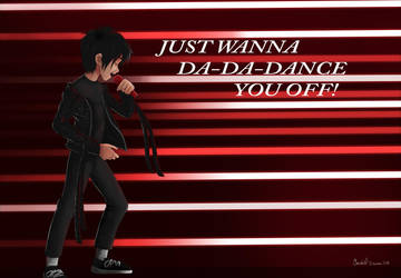 Hiro Dance you off by Dragonauroralight