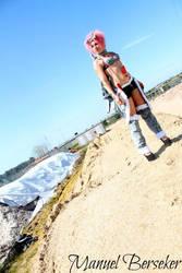 fem!Senryo - Zone-00 cosplay by Mellorineeee