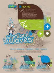MySpace Profile ShallowWaves 2 by Write-Off