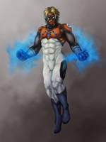 The Metal Titan by sk8rnik