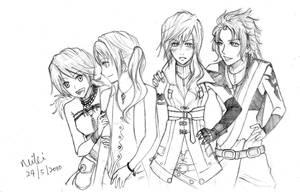 FFXIII Sister by miki39
