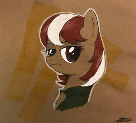 Rou Traditional by Brisineo by The-LD
