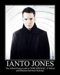 IANTO JONES by Becca5002
