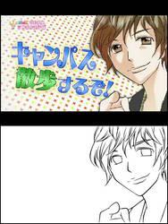 Nakajima Kento - JMK Loveholic Prince Charming by Phantomthief94