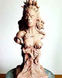 The Cthulhu Princess Cthylla  by kitmangore