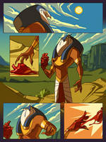 Devourer of Hearts - pg. 1 by shoomlah