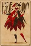 Harley Quinn - fancy dress by shoomlah