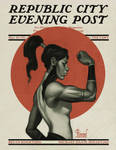 Republic City Evening Post by shoomlah