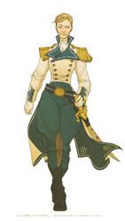 Admiral Tenoh by shoomlah