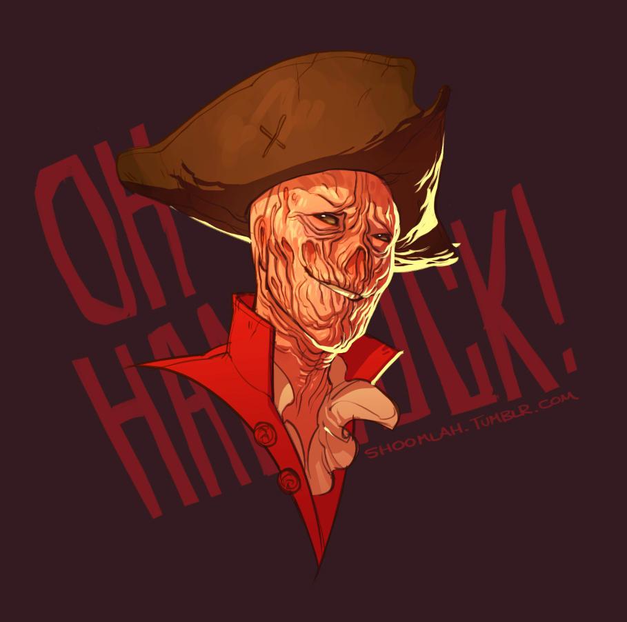 Oh, Hancock! by shoomlah