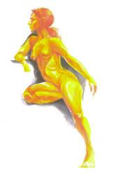 Athena- nude no 1 by shoomlah