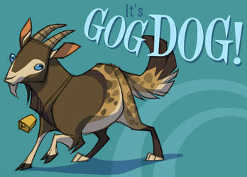 It's GogDog by shoomlah