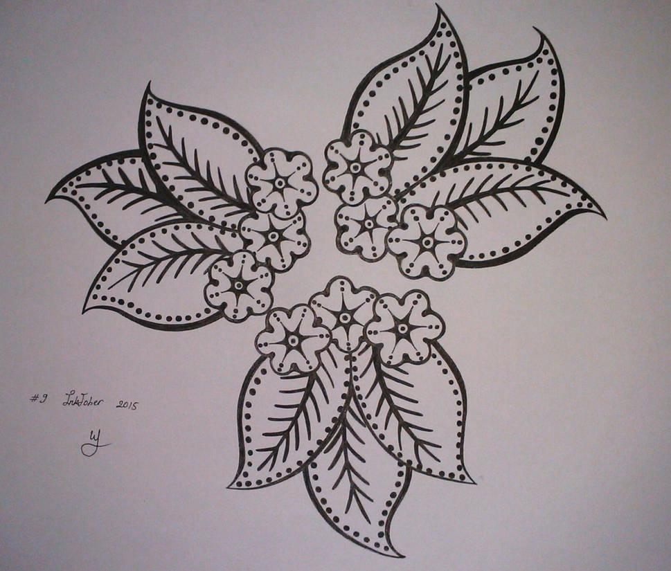 Motif Batik Buah Cermai By WinaWasaby On DeviantArt