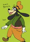Something Goofy for AveryCanary by OpalAuthor13