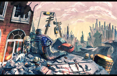 2022 (Fallout) by MAR5HMA110W
