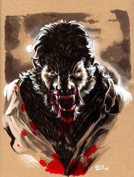 D+D: WOLFMAN SAYS WHAT by E-Mann