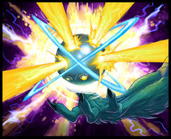 Chaotic: Zalvars Orb by E-Mann