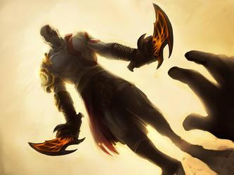 The Power To Kill A God by E-Mann
