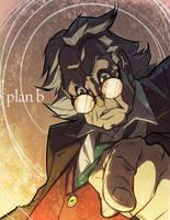 Commission:Victor Anomalous by E-Mann