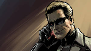 Hello, This is Wesker by E-Mann