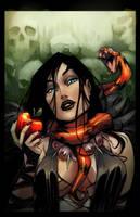 Charismatic: The Death Princess 1 NYCC by E-Mann