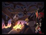 Charismagic: The Death Princess PG 2-3 by E-Mann