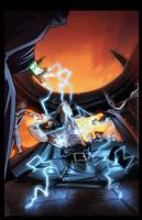 Charismagic: The Death Princess #3 PG 03 by E-Mann