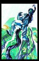 Cover: Tech Jacket  #2 by E-Mann