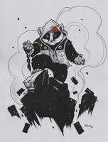 Delsin Rodent by E-Mann