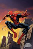 Spider Man: Reilly Brown by E-Mann